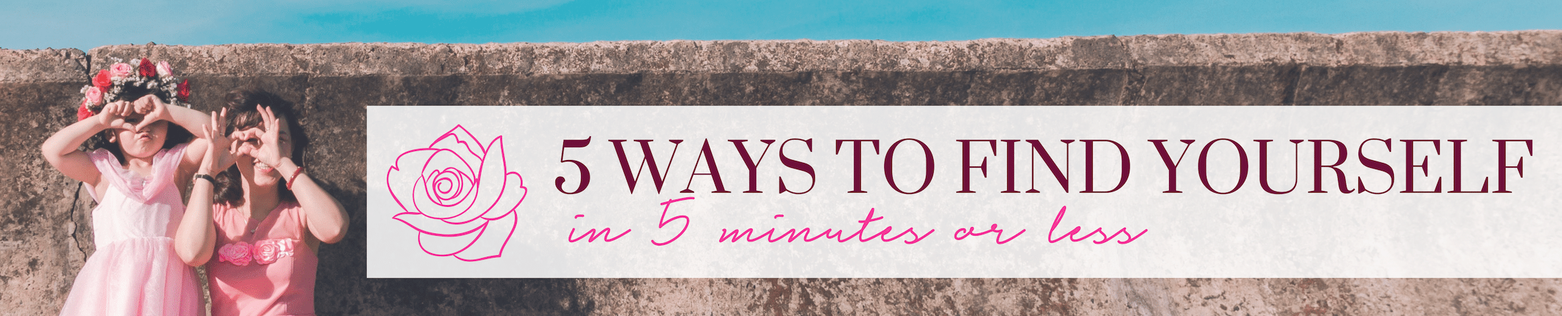 5 ways to find yourself in 5 minutes or less 1 Dealing With a Picky Eater: Does Your Child Refuse to Eat Anything?