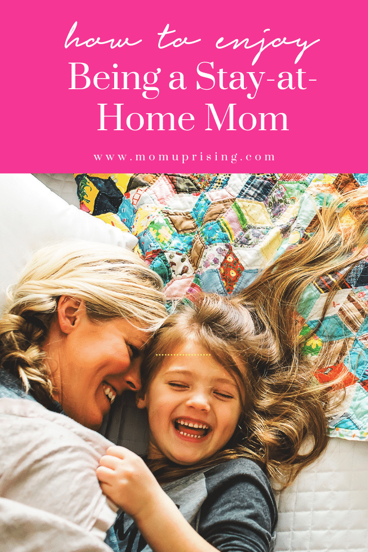 Being a stay-at-home mom is the hardest job, but these tips will help you to actually enjoy being a stay-at-home mom. Mommin\' ain\'t easy, but it can be fun. These SAHM tips are tried and true.