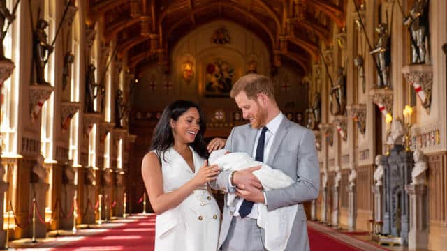 Are Royal Births Different Than Ours?