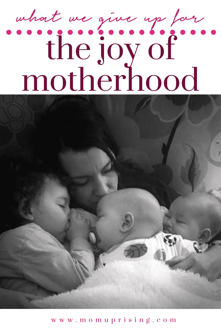 The Joy of Motherhood and Sacrifice of Motherhood