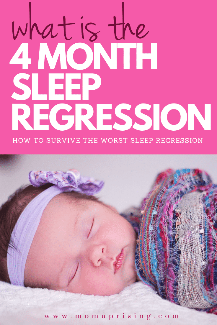 4 Month Sleep Regression: Baby Becomes a Demon