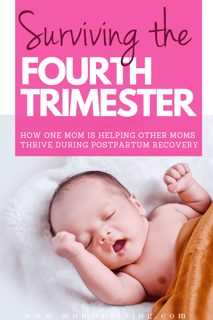Fourth Trimester: How One Mom Helps New Moms Thrive Postpartum