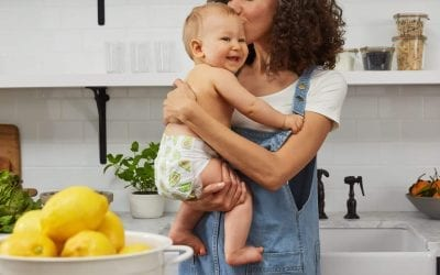 No More Mean Mommy: Ditch the Mom Anger & be a Peaceful Mom
