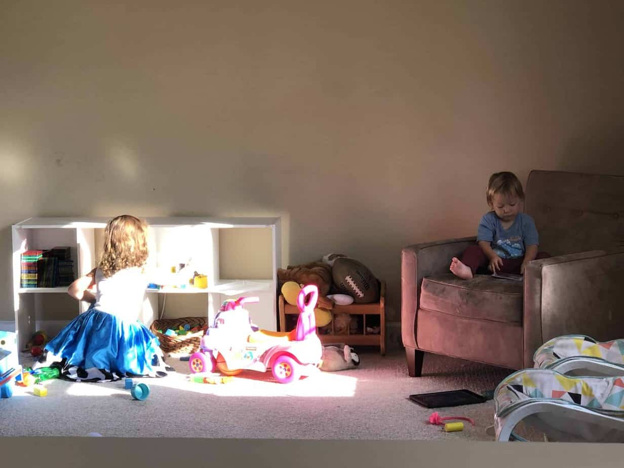 IMG 7810 scaled 3 Keys to Create a Daily Routine with Kids for Less Stress