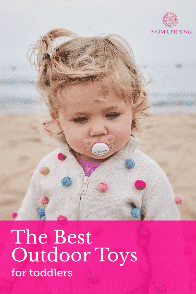 The Best Outdoor Toys for 1-Year-Old